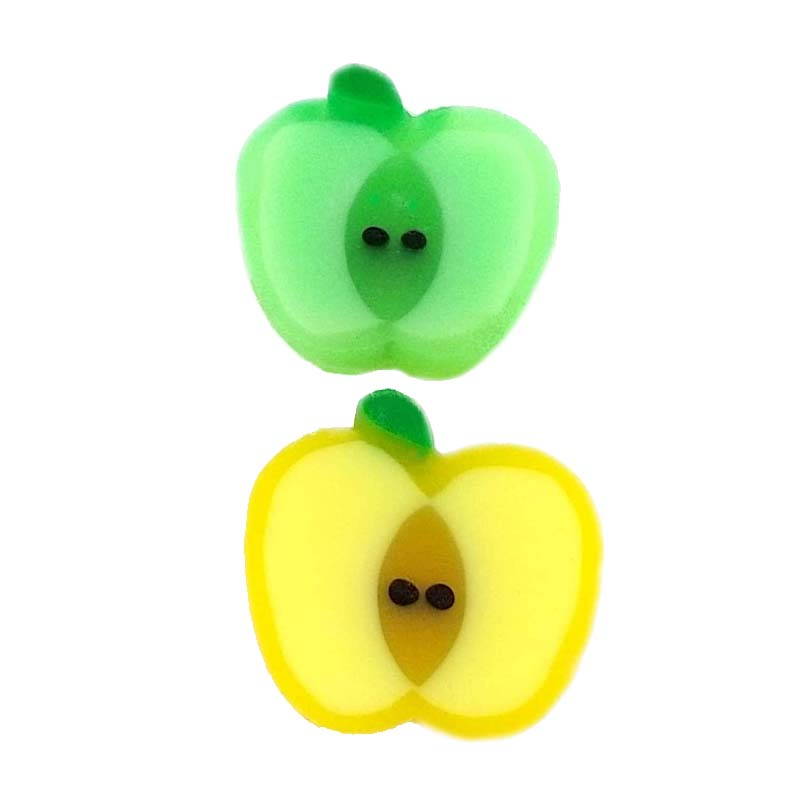پاک کن  سانگ یه آ طرح سیب کد  A02 بسته 2 عددی