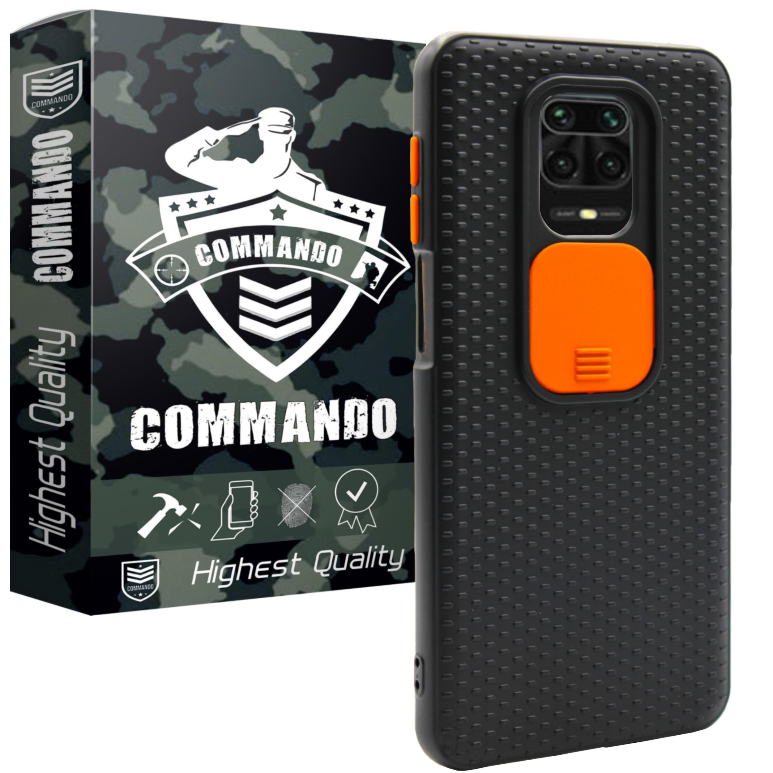 کاور کماندو مدل X21 مناسب برای گوشی موبایل شیائومی Redmi Note 9S / Note 9 Pro / Note 9 Pro Max              ( قیمت و خرید)