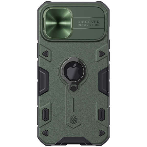 کاور نیلکین مدل CamShield Armor مناسب برای گوشی موبایل اپل iPhone 12 Pro Max