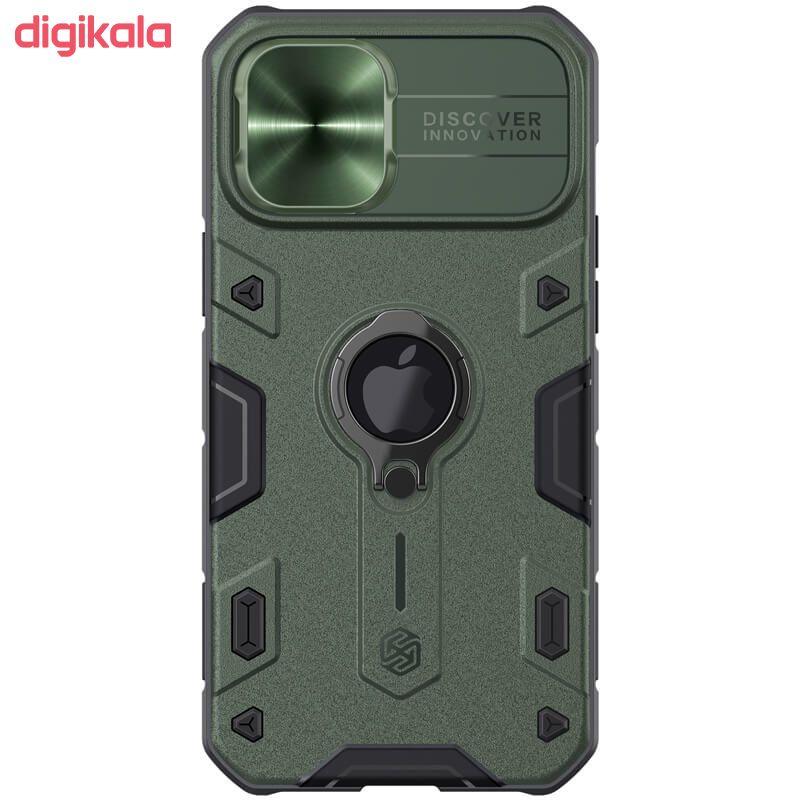 کاور نیلکین مدل CamShield Armor مناسب برای گوشی موبایل اپل iPhone 12 Pro Max main 1 4