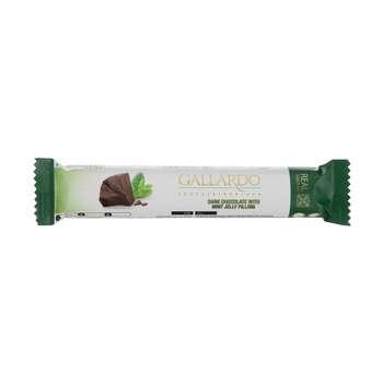 شکلات تلخ مغزدار نعناع گالاردو فرمند مقدار 25 گرم