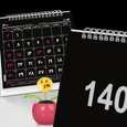 تقویم رومیزیسال 1400  مستر راد مدل endar 2021 کد s20 thumb 12