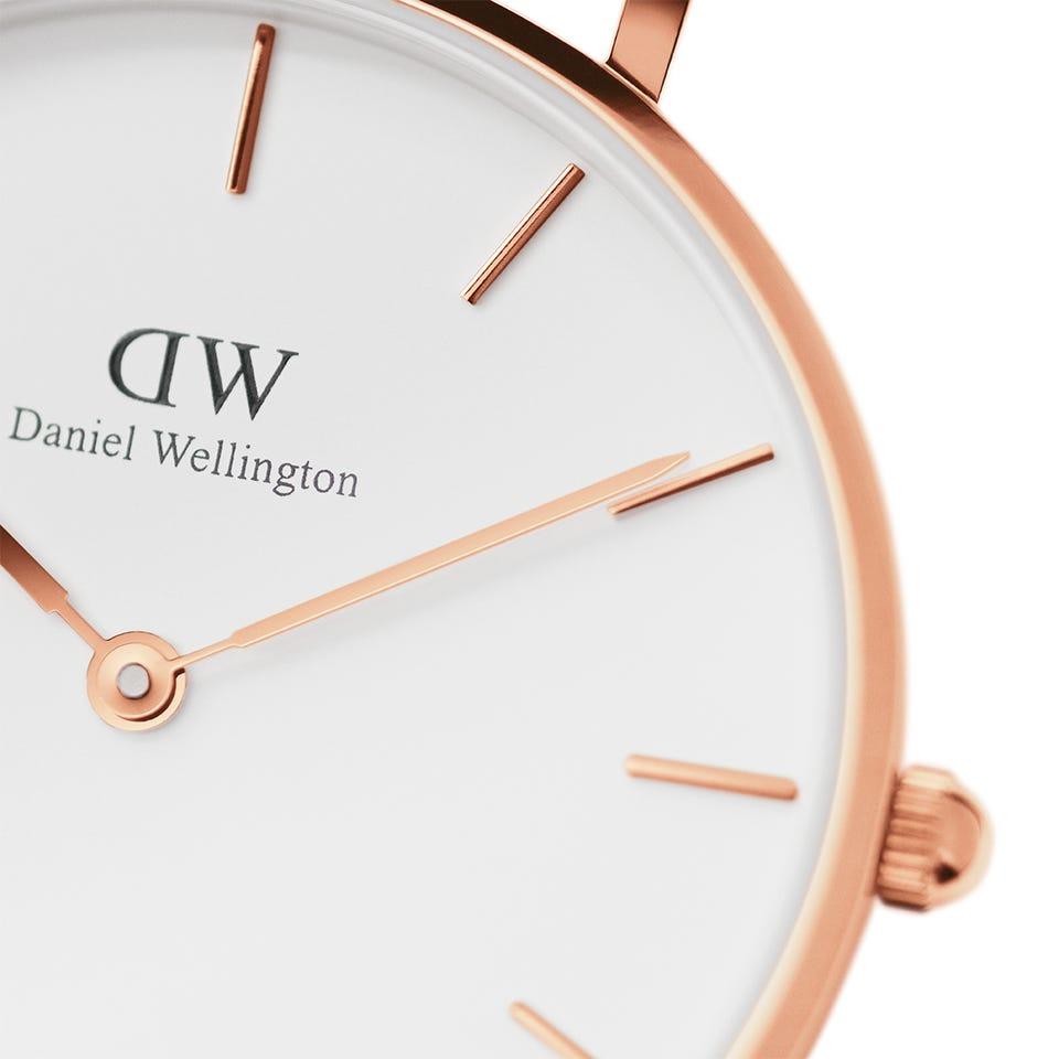 ساعت مچی عقربه ای زنانه دنیل ولینگتون مدل dw-petite-32-cornwall-rg-cat              ارزان
