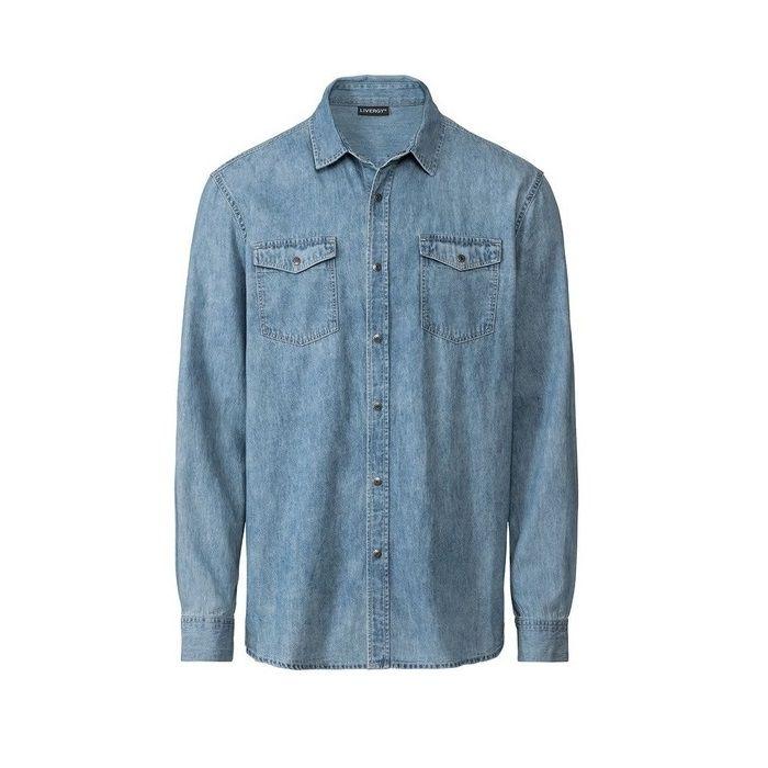 پیراهن مردانه لیورجی مدل gb2020 -  - 2