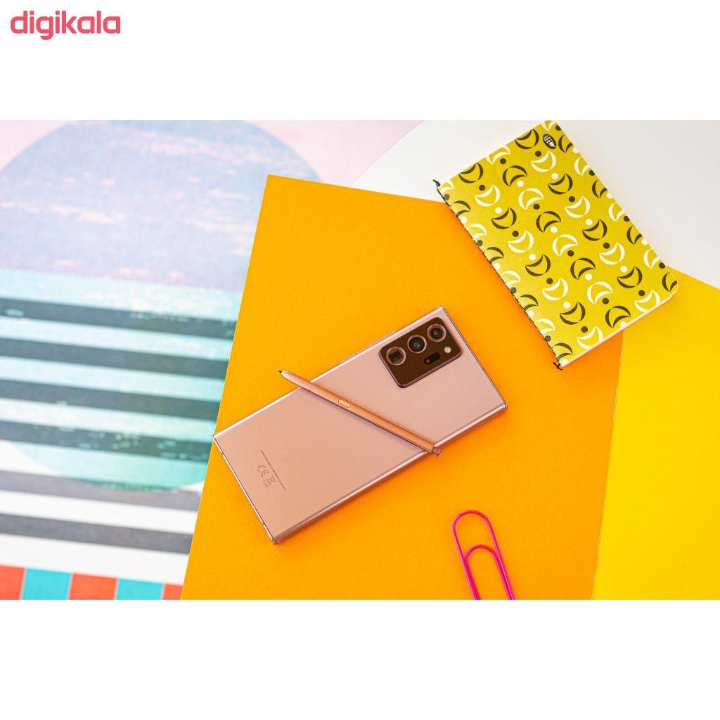گوشی موبایل سامسونگ مدل Galaxy Note20 Ultra 5G SM-N986 دو سیم کارت ظرفیت 256 گیگابایت main 1 9