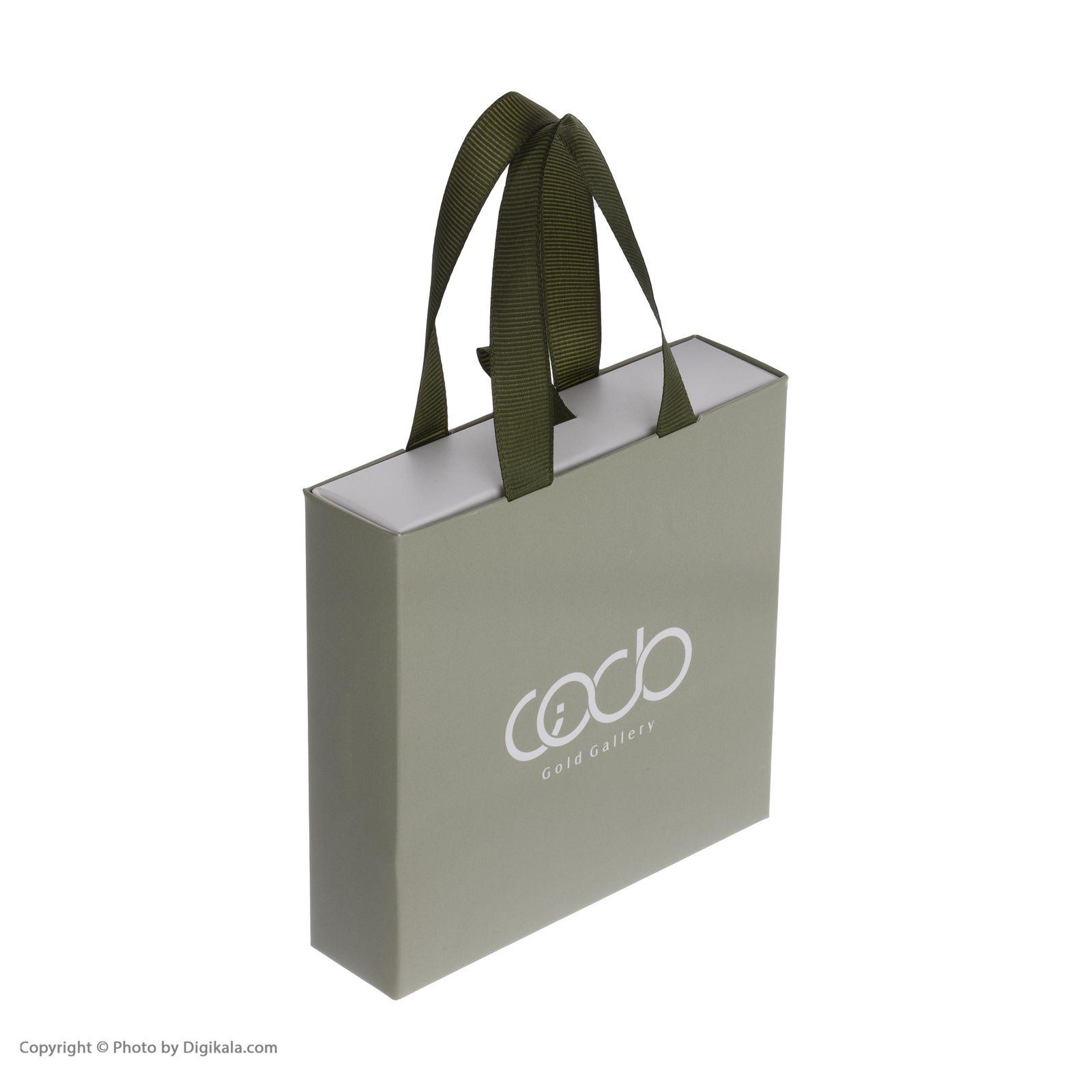 دستبند طلا 18 عیار زنانه سیودو مدل 144831 -  - 6