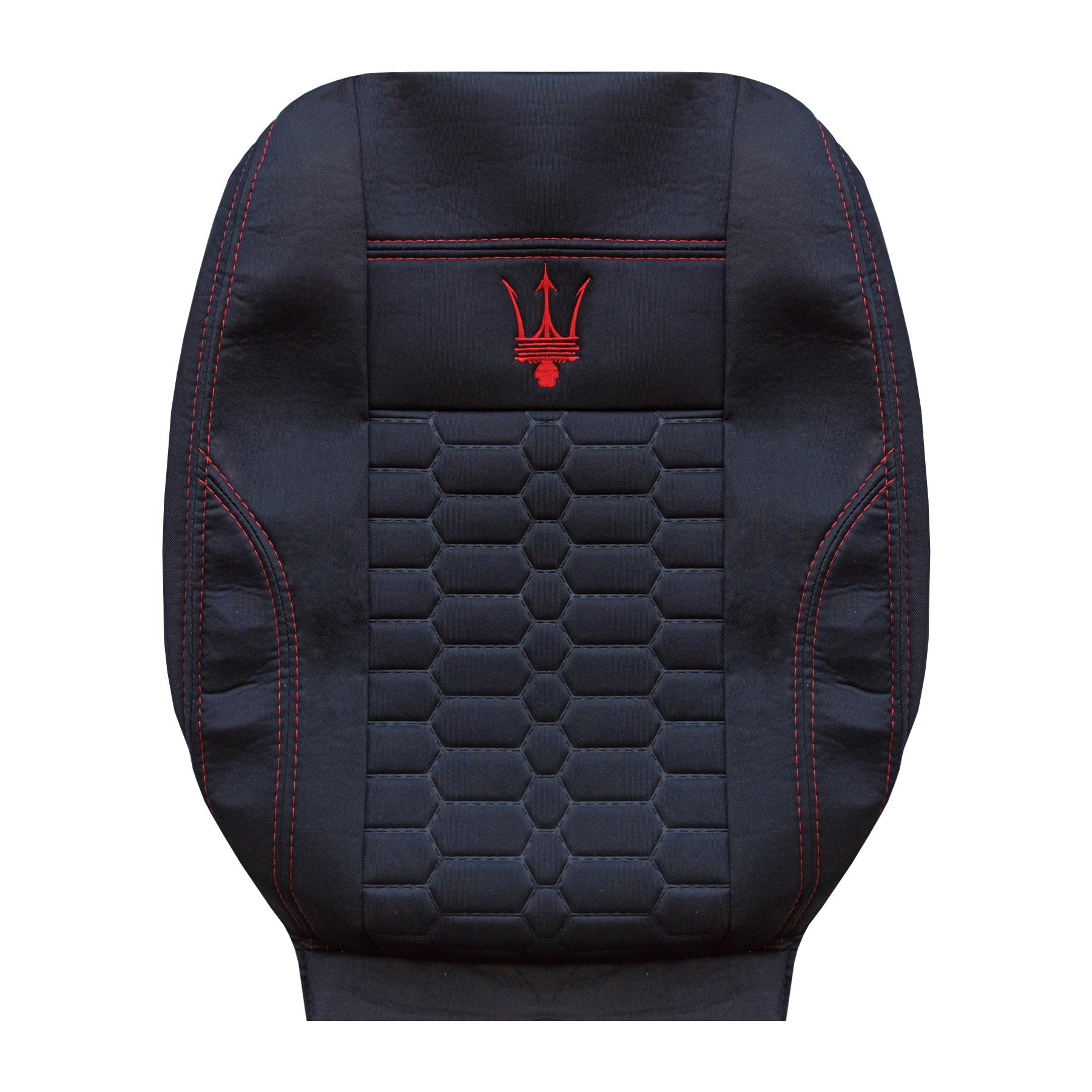 روکش صندلی خودرو مدل SAR003 مناسب برای پراید 131 غیر اصل