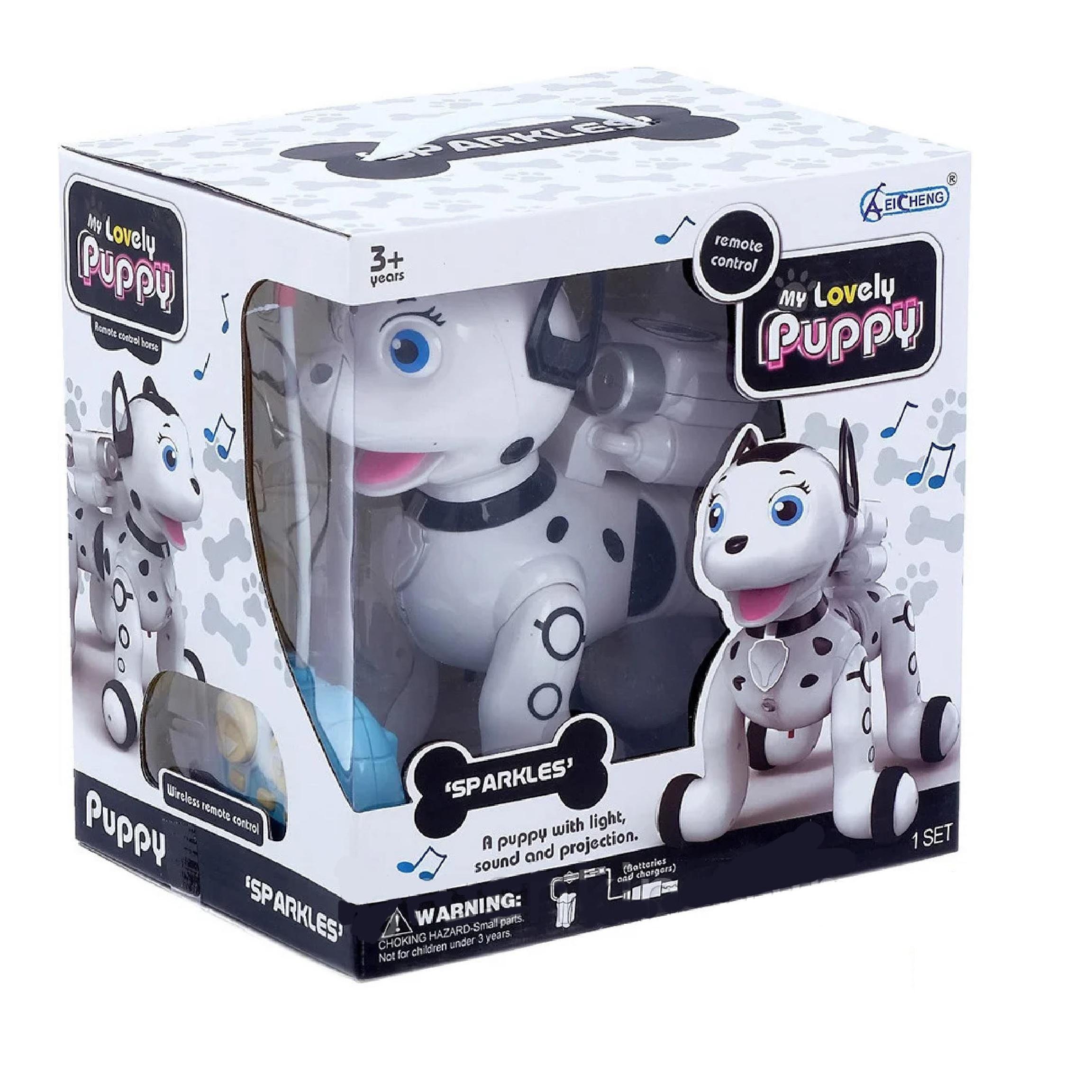 ربات مدل puppy طرح 1034A