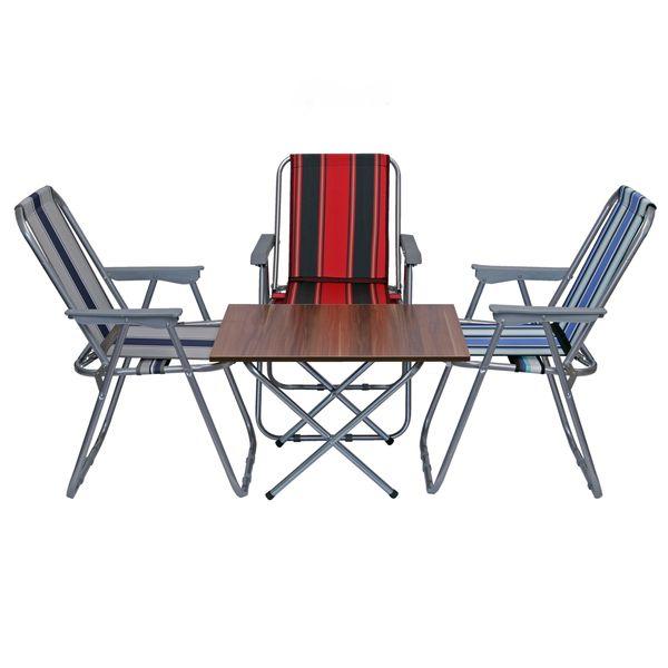 میز و صندلی سفری مدل x44