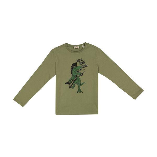 تی شرت پسرانه کوتون مدل 1kkb16939ok-886