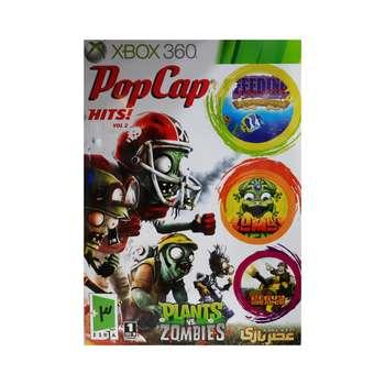 بازی مجموعه pop cap مخصوص xbox 360 نشر عصر بازی