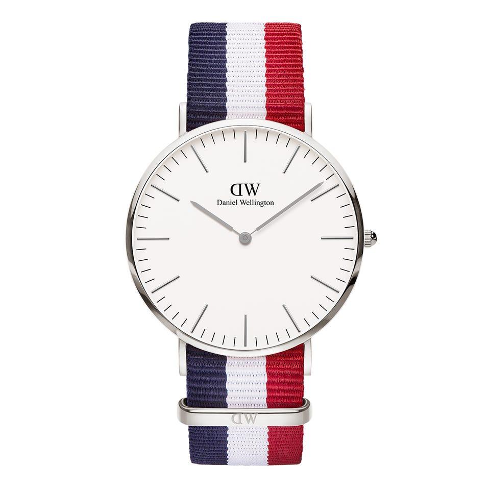 ساعت مچی عقربه ای مردانه دنیل ولینگتون کد DW44              خرید (⭐️⭐️⭐️)