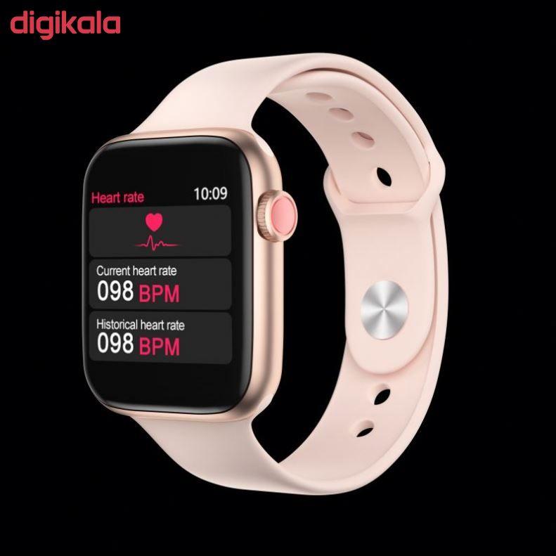 ساعت هوشمند مدل T5 Plus main 1 10