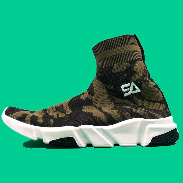 کفش پیاده روی مردانه سعیدی مدل Sa 6565