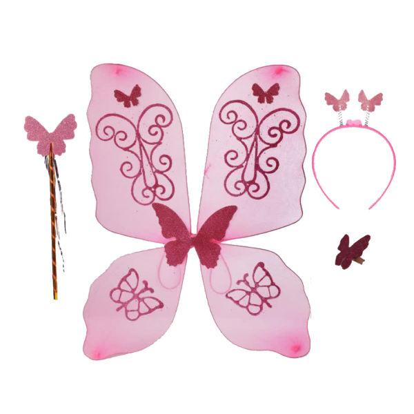 ست ایفای نقشطرح بال پروانه مدل Angel