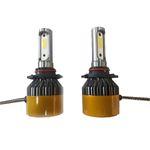 لامپ هدلایت لنزو مدل H4 بسته دو عددی thumb