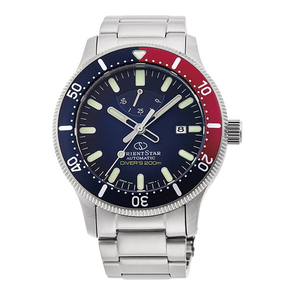 ساعت مچی عقربه ای مردانه اورینت مدل RE-AU0306L00B