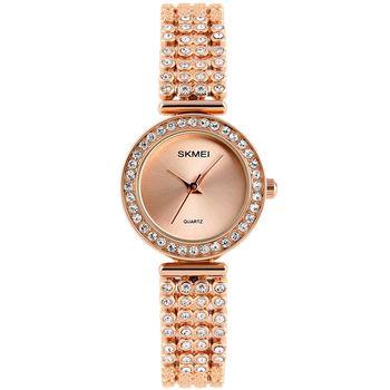 ساعت مچی عقربه ای زنانه اسکمی مدل 1224