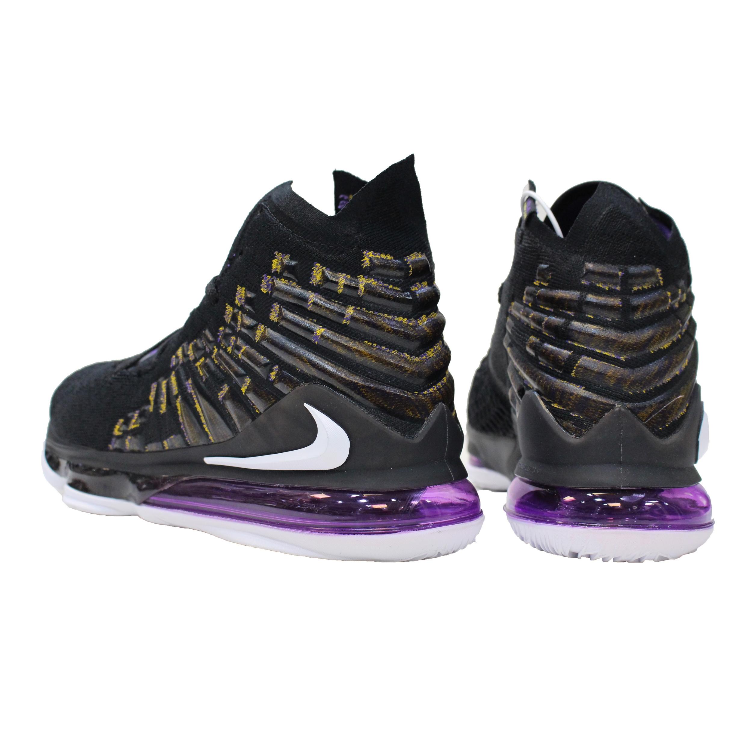 کفش بسکتبال مردانه مدل lebron xvii