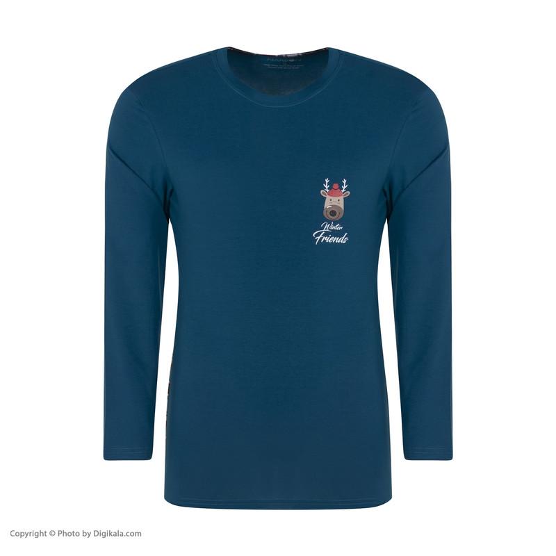 ست تی شرت و شلوار مردانه ناربن مدل 1521287-47