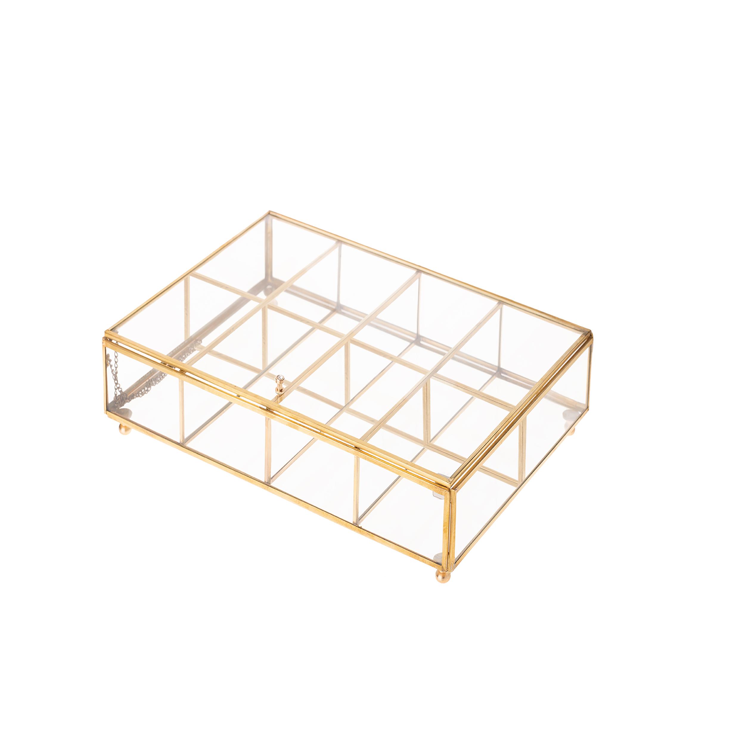 باکس شیشه ای مدل مرمر کد MK1