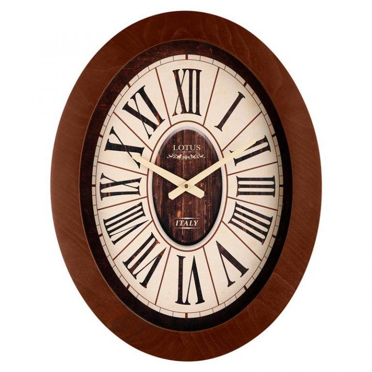 ساعت دیواری لوتوس مدل 9828