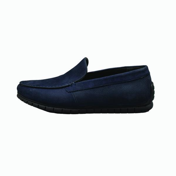 کفش روزمره مردانه پانو مدل 410 رنگ سرمه ایی