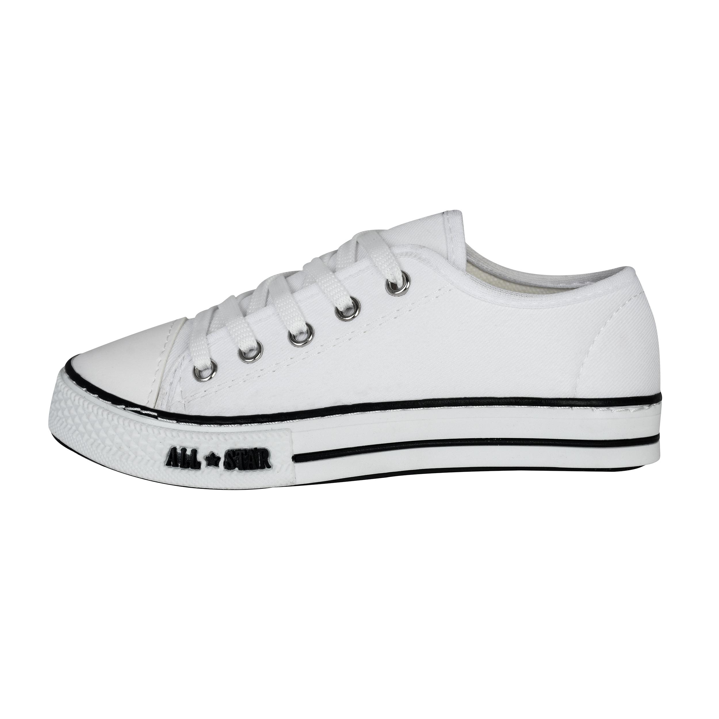 کفش راحتی دخترانه کد A_S                     غیر اصل