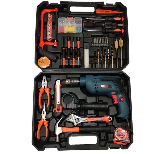مجموعه 104عددی ابزار باس مدل mm33hr