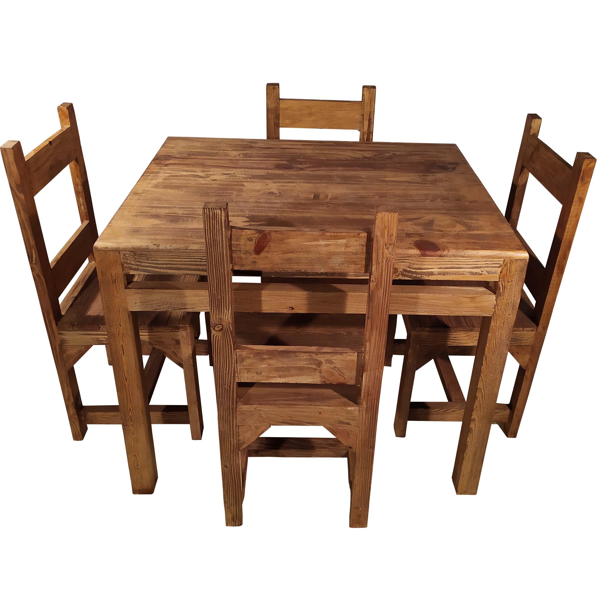میز و صندلی ناهارخوری مدل M510