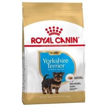 غذای خشک سگ رویال کنین مدل Yorkshire Puppy وزن 1.5 کیلوگرم