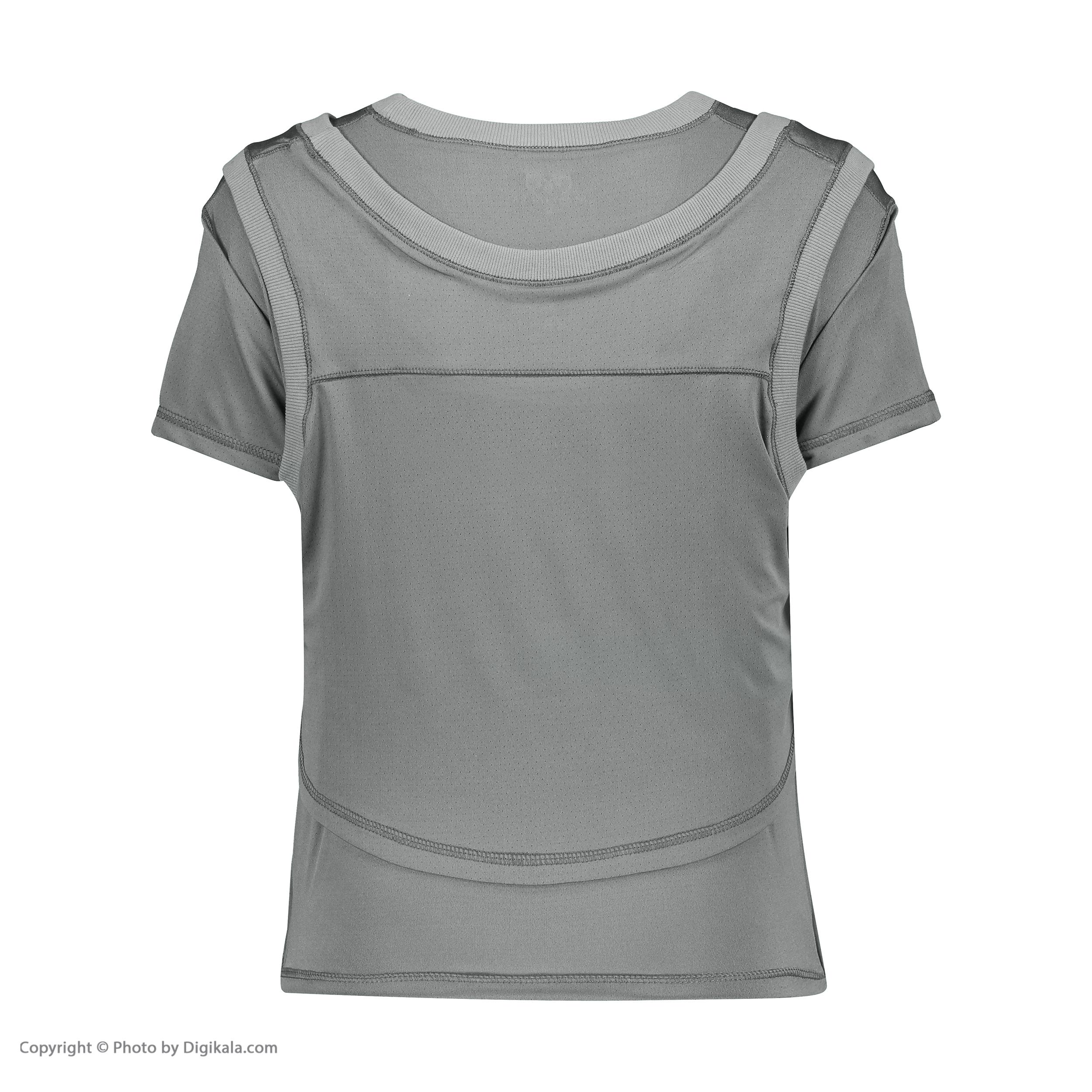 تی شرت ورزشی زنانه مون مدل 1631351-95