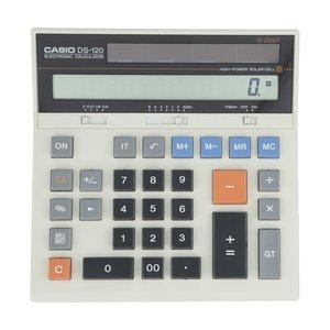 ماشین حساب کاسیو مدل DS-120