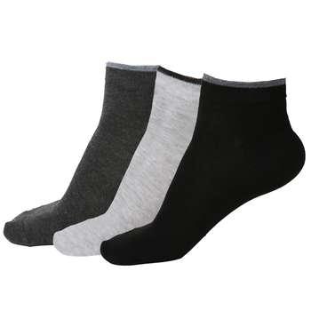 جوراب مردانه اسپست مدل ASP-Simple-M مجموعه سه عددی