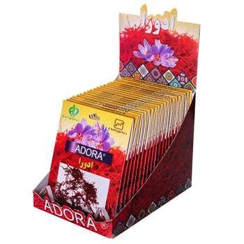 زعفران ادورا سرگل - 1 گرم بسته 20 عددی