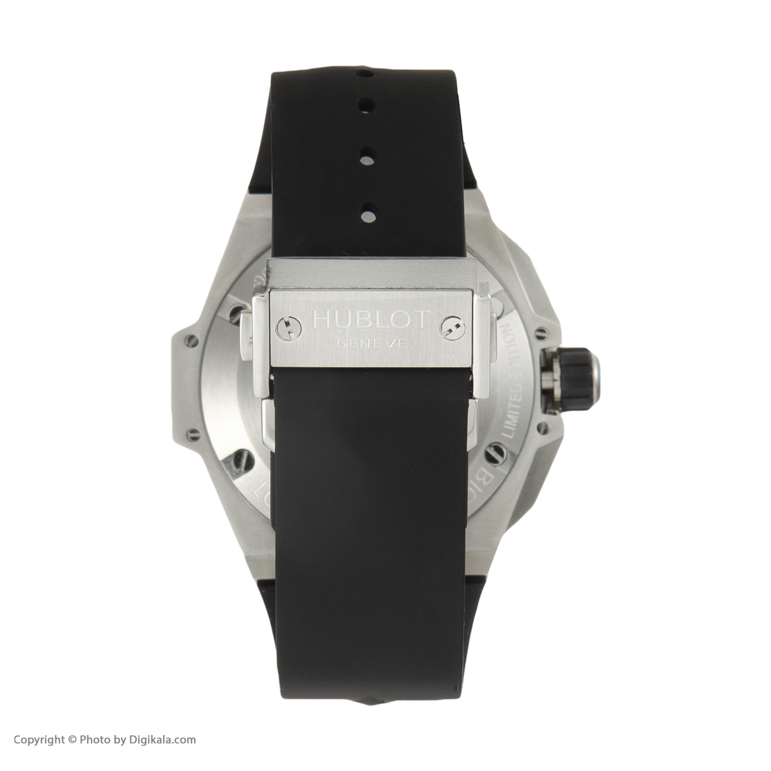 ساعت مچی عقربهای مردانه مدل WM-47                     غیر اصل