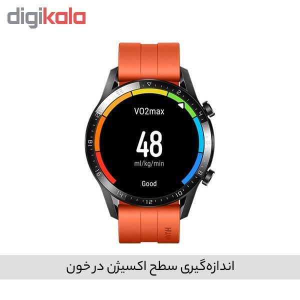 ساعت هوشمند هوآوی مدل WATCH GT 2 LTN-B19 46 mm main 1 45
