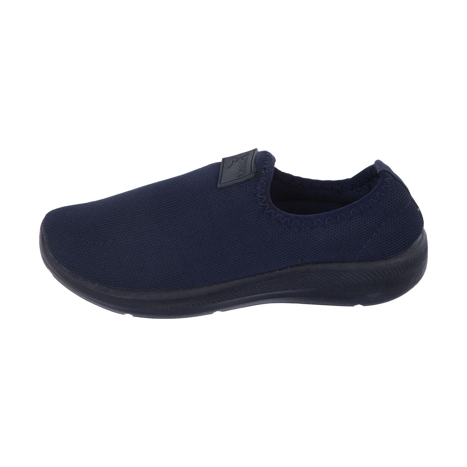 کفش راحتی چابک مدل رامش رنگ سرمه ای -  - 2