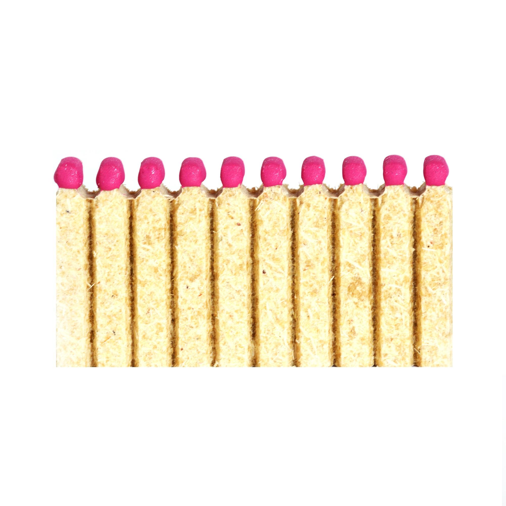کبریت آتش زنه ستاره ممتاز مدل B بسته 10 عددی