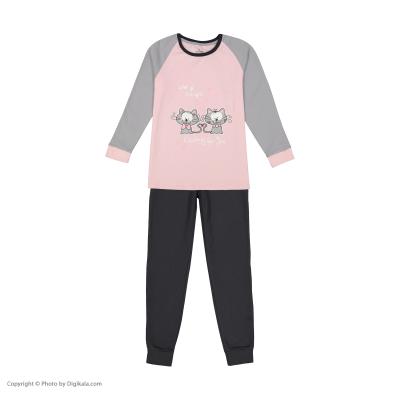 ست تی شرت و شلوار راحتی زنانه ناربن مدل 1521284-84