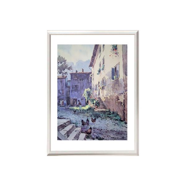 تابلو نقاشی آبرنگ کد 492