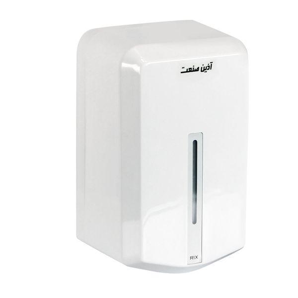 پمپ مایع دستشویی اتوماتیک آذین صنعت مدل RX1100