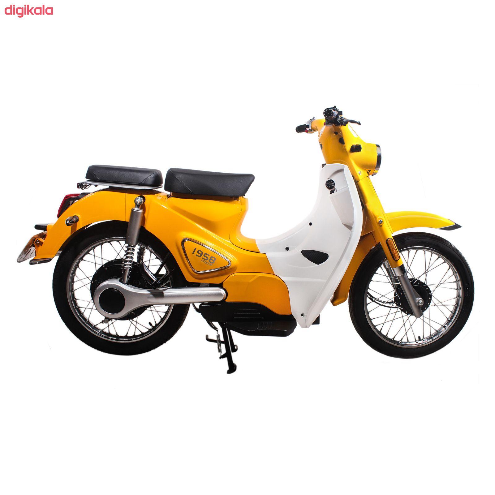 موتورسیکلت برقی کویر مدل KV1958 سال 1399 main 1 9