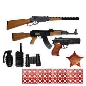 تفنگ بازی گلدن گان مدل naabsell-PA11 مجموعه 11 عددی
