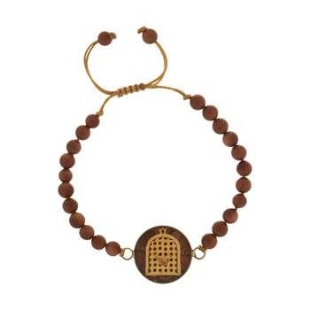 دستبند زنانه سام نورزاده مدل مرغ آمین کد 2
