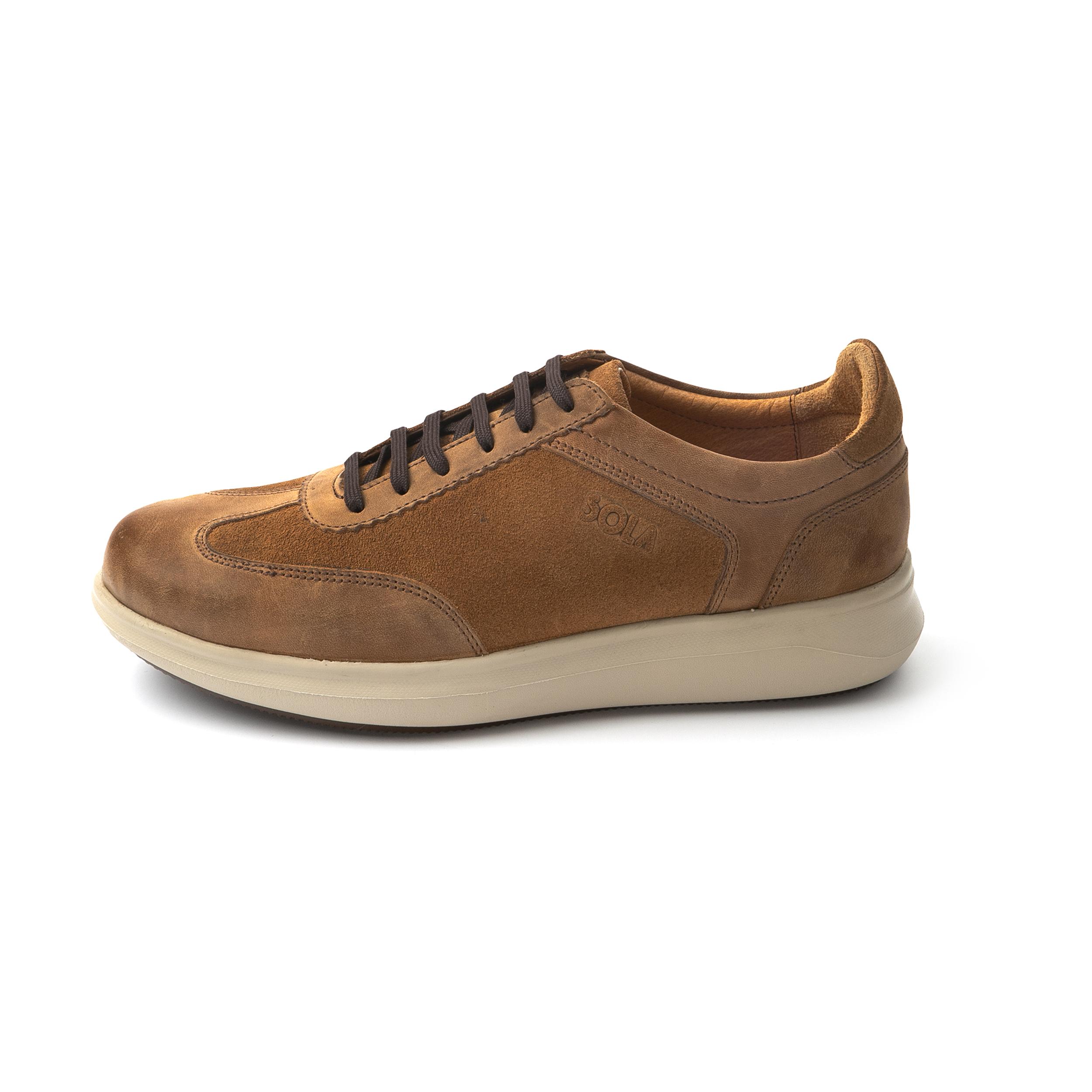 کفش روزمره مردانه سولا مدل SM729600036Brown