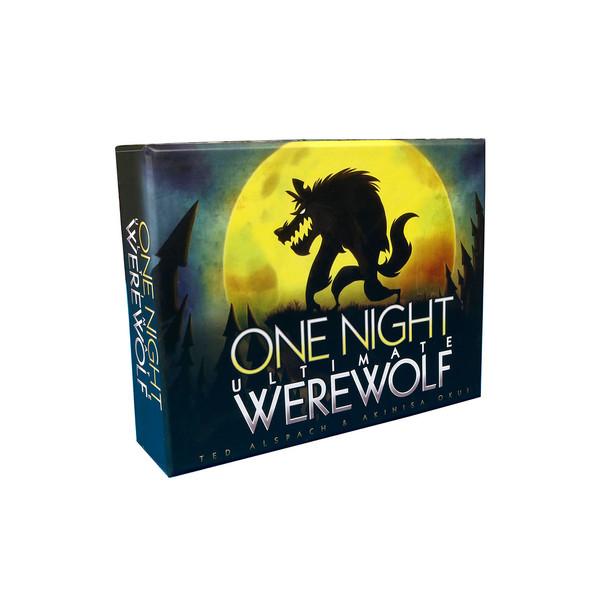 بازی فکری مدل One Night Ultimate Werewolf