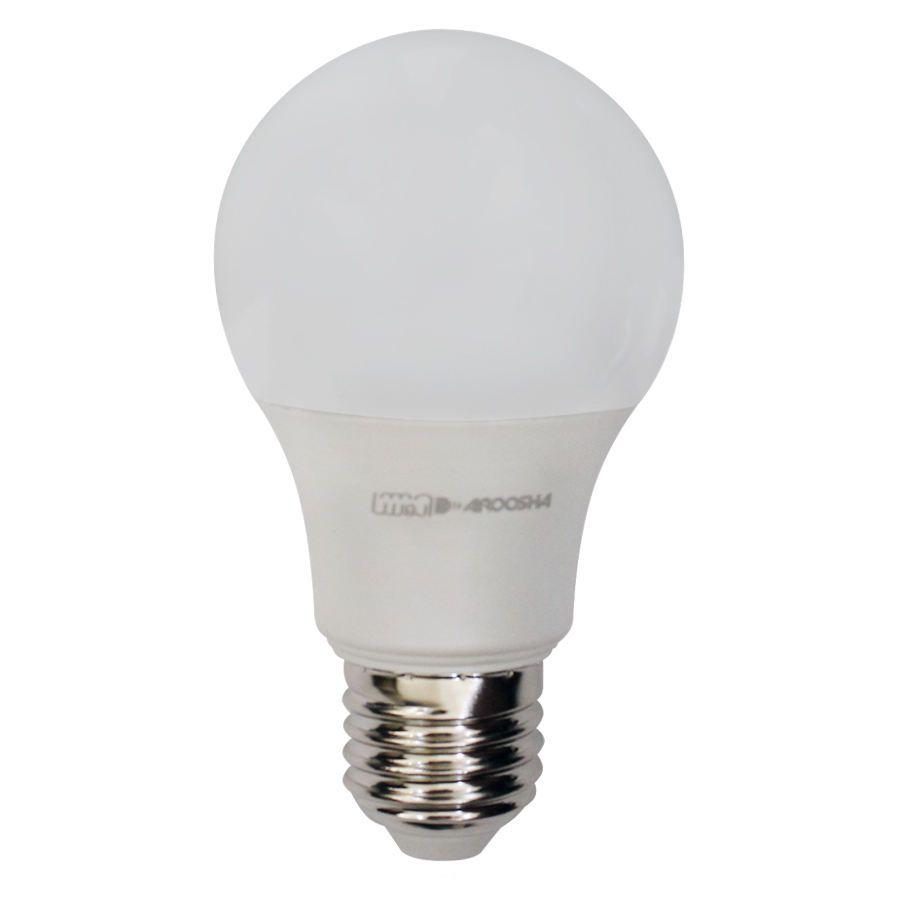 لامپ ال ای دی کم مصرف 12 وات آروشا مدل 481248 پایه E27