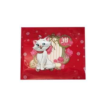 دستمال کاغذی جیبی 10برگ طرح گربه های اشرافی کد 1002