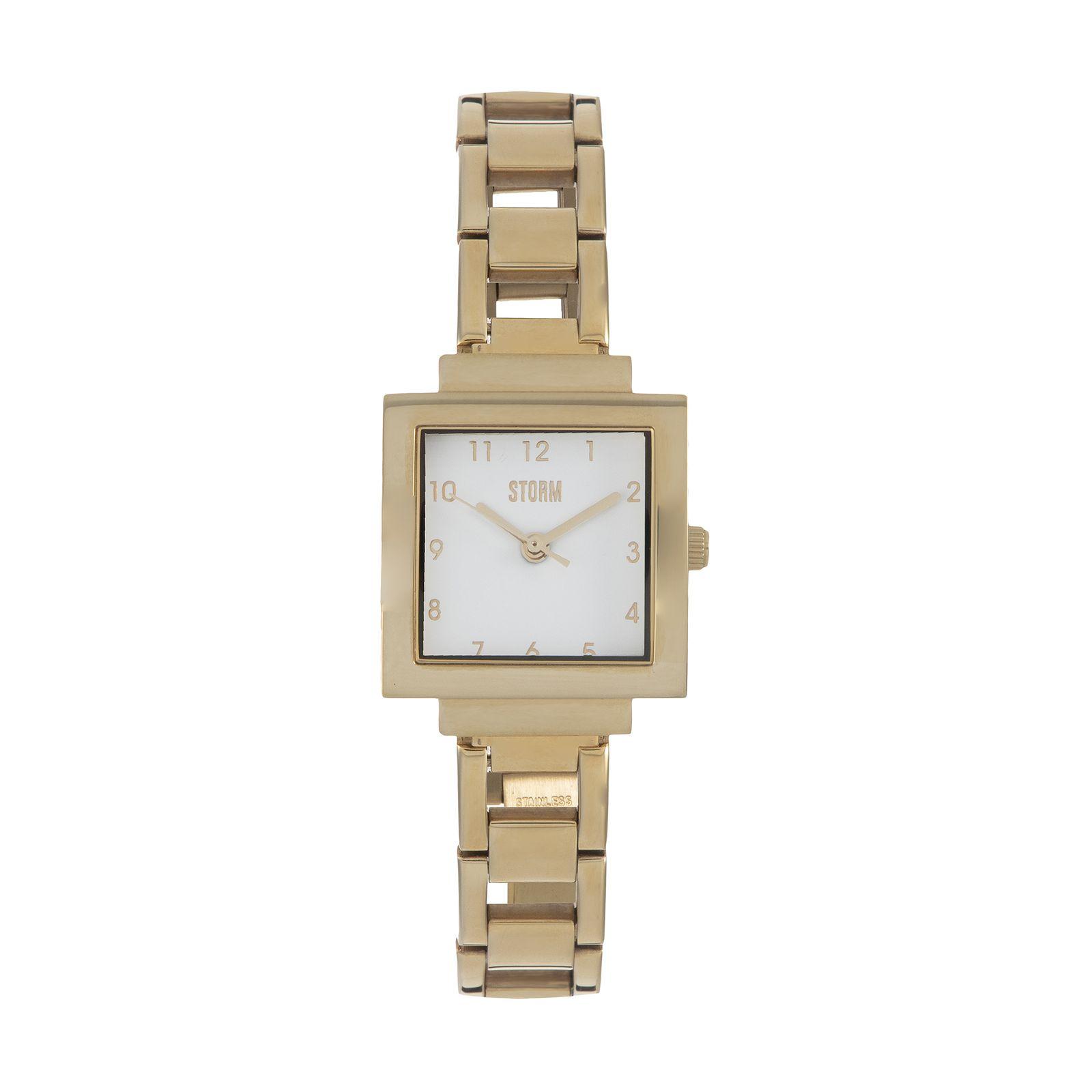 ساعت مچی عقربه ای زنانه استورم مدل ST 47126-GD -  - 2